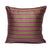 Purple Green Orange - Light Purple Kutnu Pillow