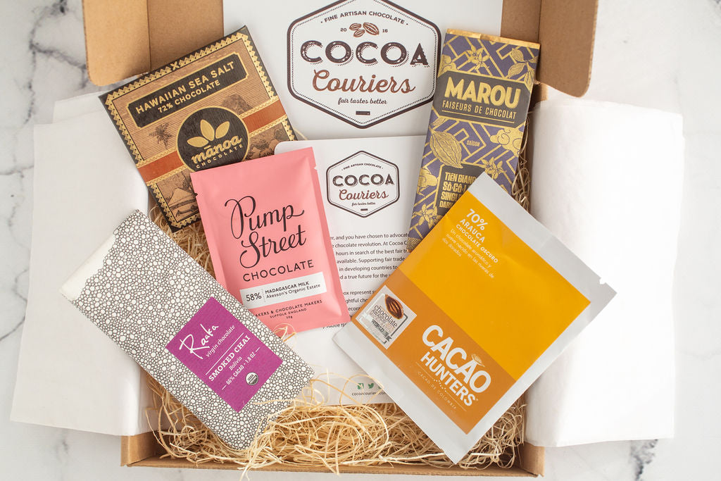Paleo Chocolate Box