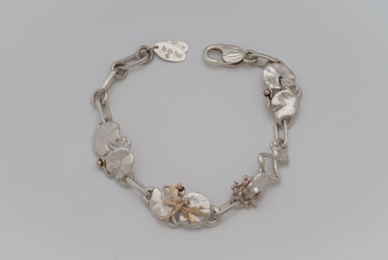 """By the Pond» Bracelet"