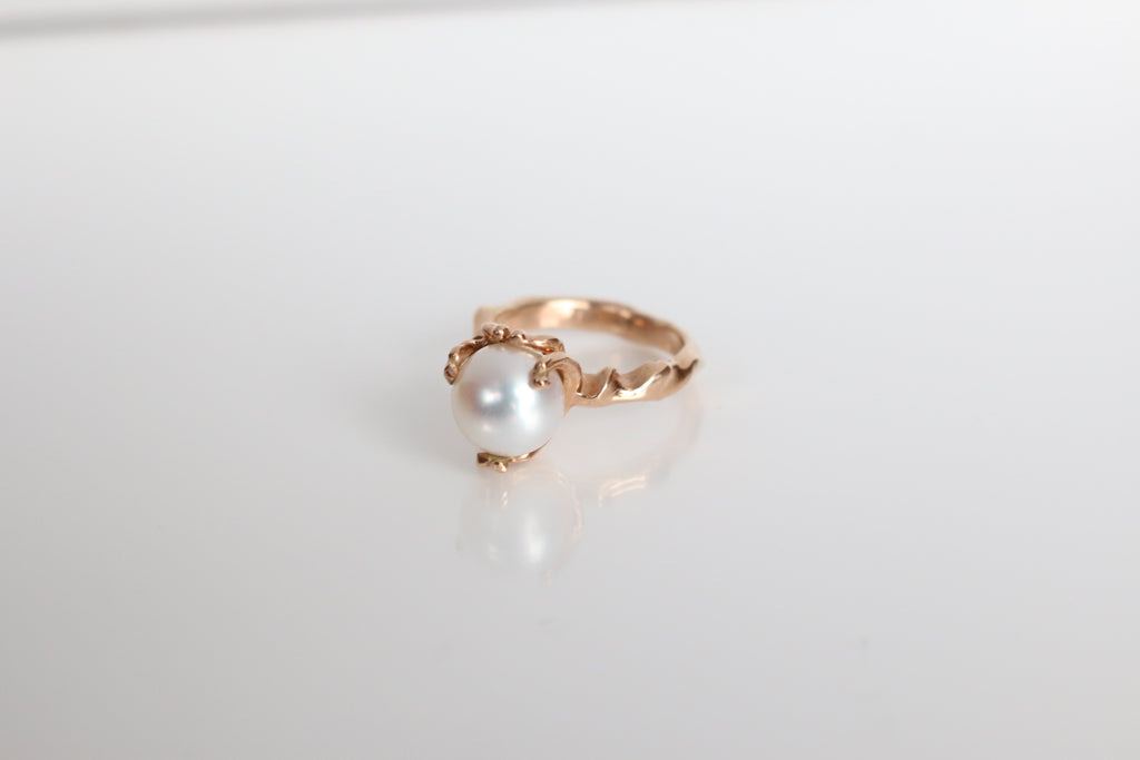 Australian South Sea pearl ring