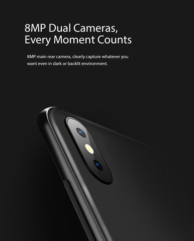 Blackview A30 Dual 8MP Cameras