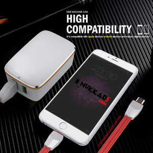 Premium 2-Usb Smart Travel Charger with Auto-Id (2.4A Rapid Charge)