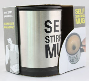 Smart Self Stirring Mug