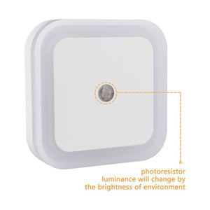 Smart Night Light With Auto On/Off Sensor
