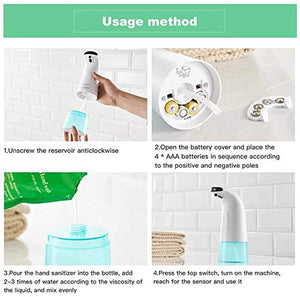 Auto Foaming Soap Dispenser
