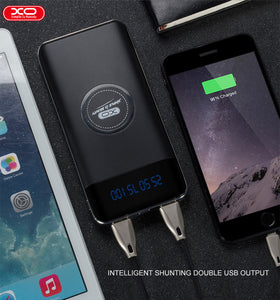 Premium 10000mAh Wireless Charging Powerbank