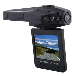 Smart Car Dashboard Camera With Inbuilt Coloured Screen
