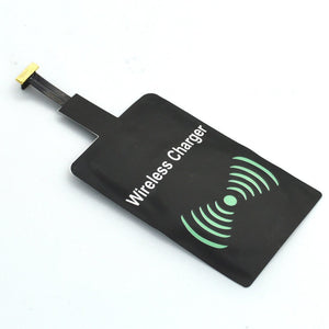 Premium Micro-USB Wireless Charging Adapter