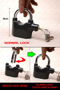 Smart Bike Garage Lock