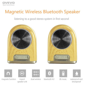 Ovevo Magnetic Dual Channel Speakers