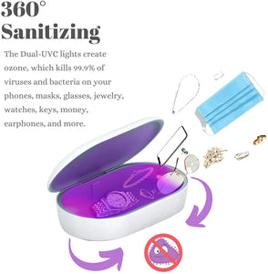 UV Sterilizing and Disinfecting Box