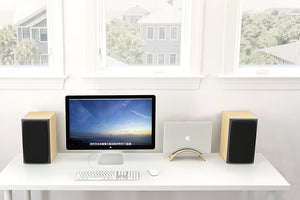 Samdi Vertical Macbook Stand (For Air/Pro)