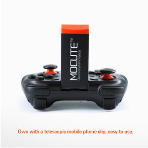 Premium VR Gamepad Android Joystick Bluetooth Controller - with Smartphone Holder