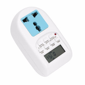 Automation Socket With Digital Screen Timer Function