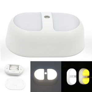 Smart PIR Motion Sensor Light (Battery Operated) - For Bathroom, Staircase, Pathway