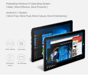 Chuwi H10 Windows 10 Touch Tablet PC