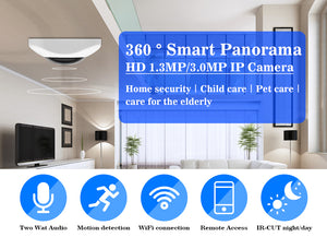 Premium VR 360 Degrees CCTV Wifi Camera Yosee