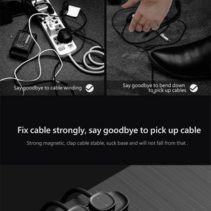 Magnetic Cable Manager