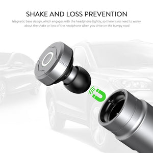 Smart Car Charger with Bluetooth Headset