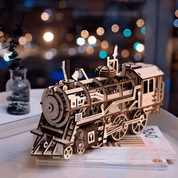 Locomotive - Steampunk Train