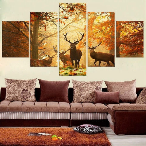 """Nature's Calling"" Modern Canvas Prints"