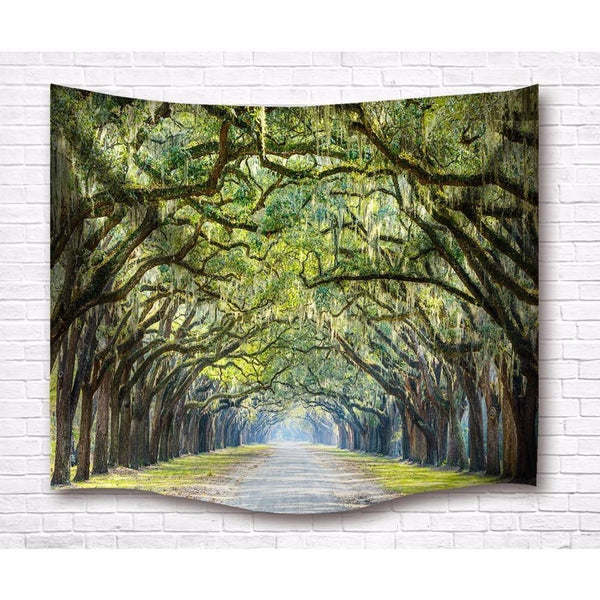 "Up to 65% OFF -  - ""Enchanted Archway"" Tapestry 