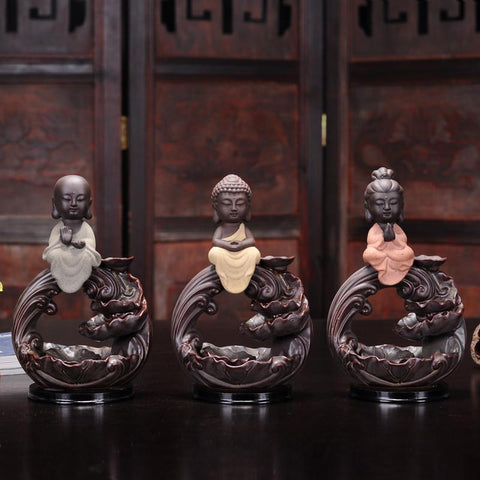 Up to 65% OFF -  - Buddha Circle of Life Backflow Incense Burner | Wiki Wiseman