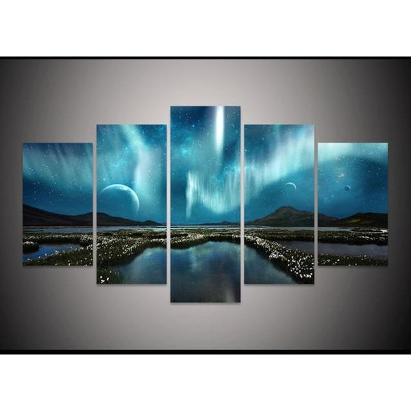 Up to 65% OFF -  - Limited Edition: Aurora Borealis Aqua | Wiki Wiseman