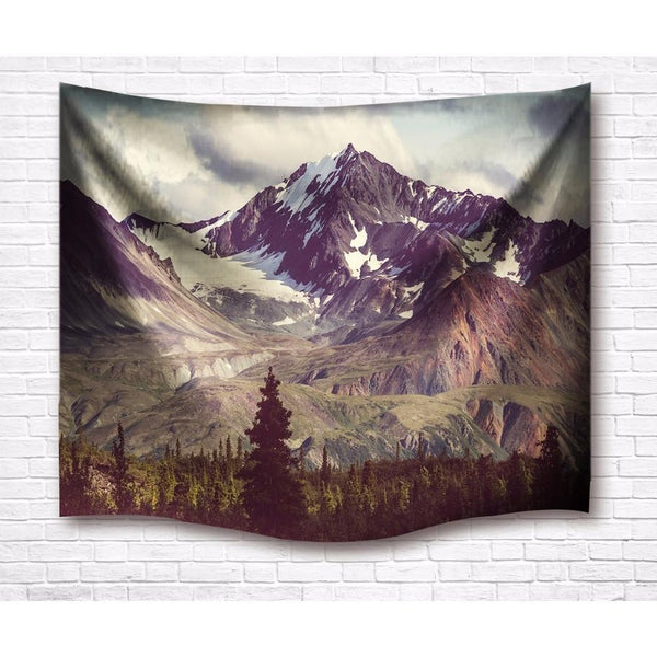 "Up to 65% OFF -  - ""Rising Summit"" Tapestry 