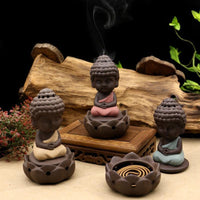 Up to 65% OFF -  - Tathagata Buddha Backflow Incense Burner | Wiki Wiseman