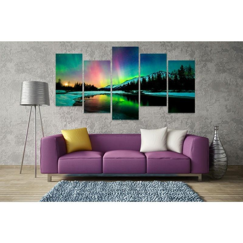 Up to 65% OFF -  - Limited Edition: Aurora Borealis Oasis | Wiki Wiseman
