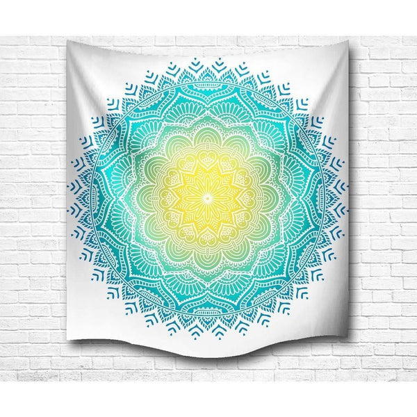 "Up to 65% OFF -  - ""Mandala of Rejuvenation"" Tapestry 