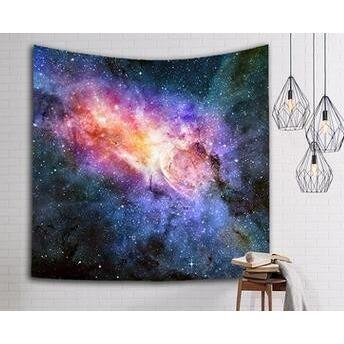 "Up to 65% OFF -  - ""Exploding Galaxies"" Tapestry 