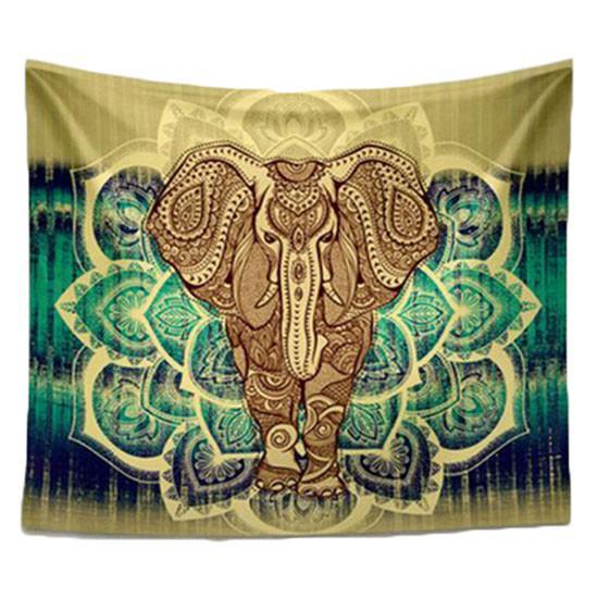 Up to 65% OFF -  - Gaia Elephant Tapestry | Wiki Wiseman