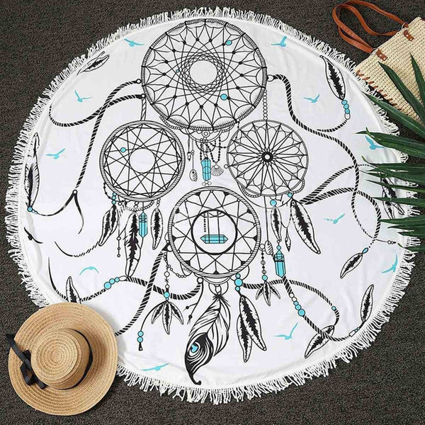 "Up to 65% OFF -  - FLASH SALE: ""Dancing Dreamcatchers"" Tapestry 