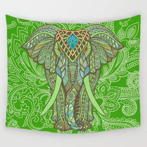 Up to 65% OFF -  - Limited Edition: Gypsy Elephant Tapestry (6 styles) | Wiki Wiseman
