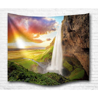 "Up to 65% OFF -  - ""Heaven's Waterfall"" Tapestry 