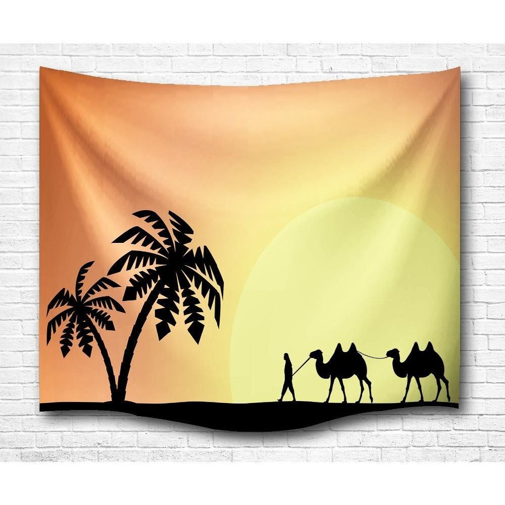 "Up to 65% OFF -  - ""Nomads of the Desert"" Tapestry 