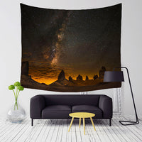 "Stargazer collection - ""Colorado Night"" Tapestry"