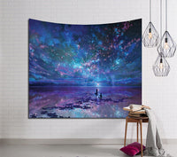 "Up to 65% OFF - Tapestry - ""Tiny Being"" Tapestry 