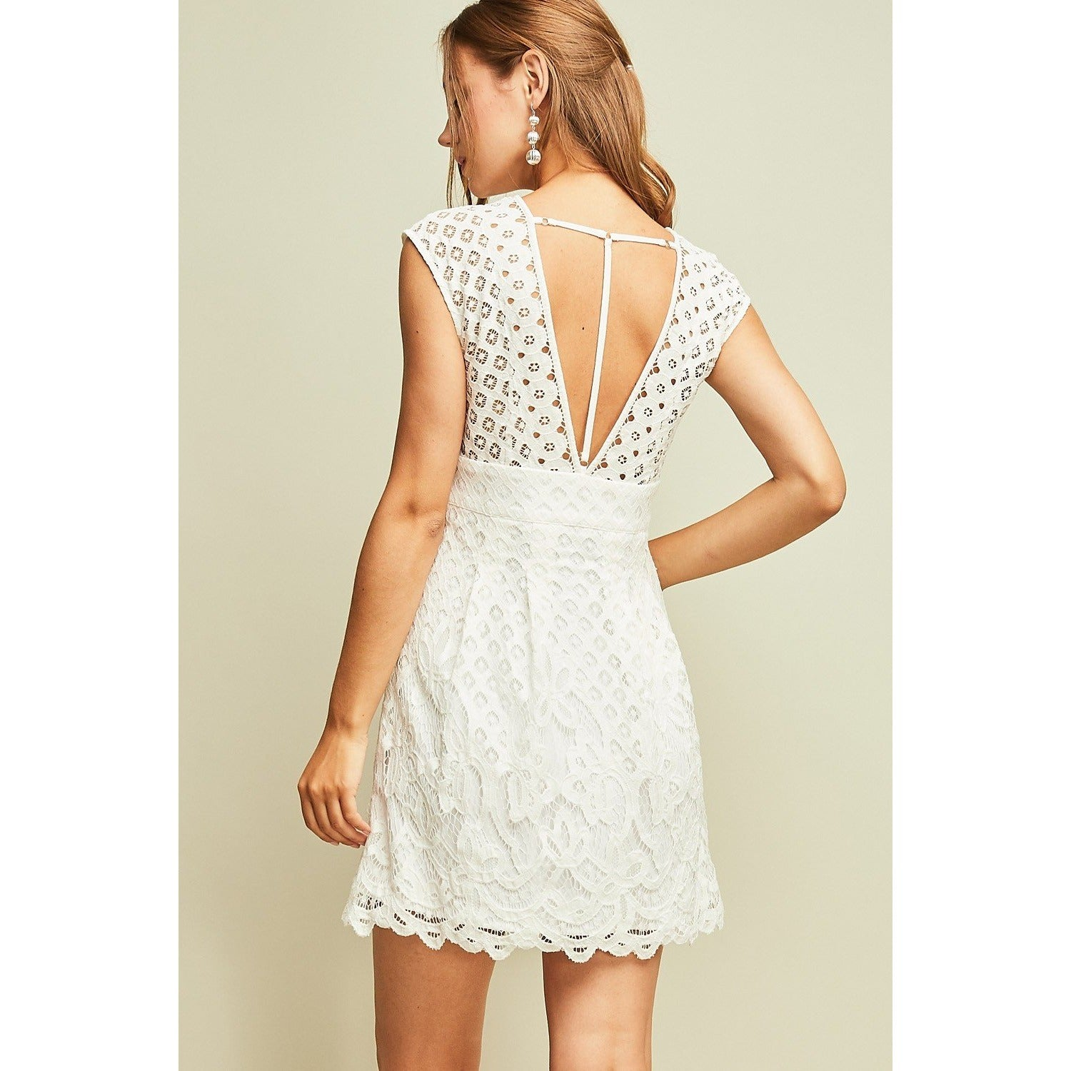 We Belong Together Lace Dress