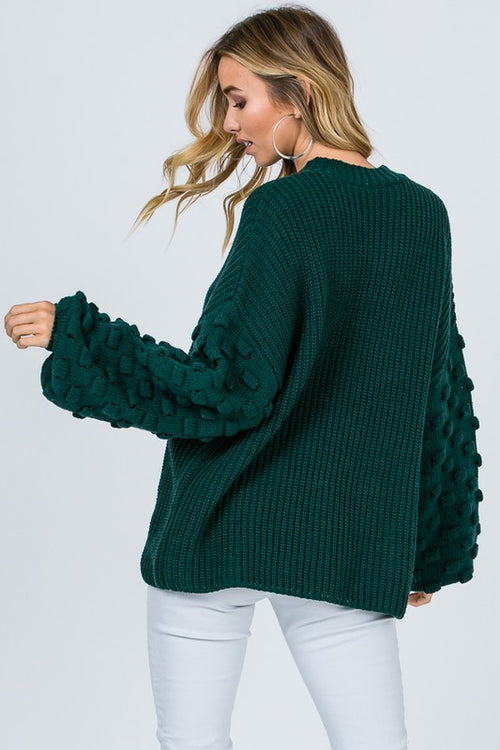 Evergreen Sweater