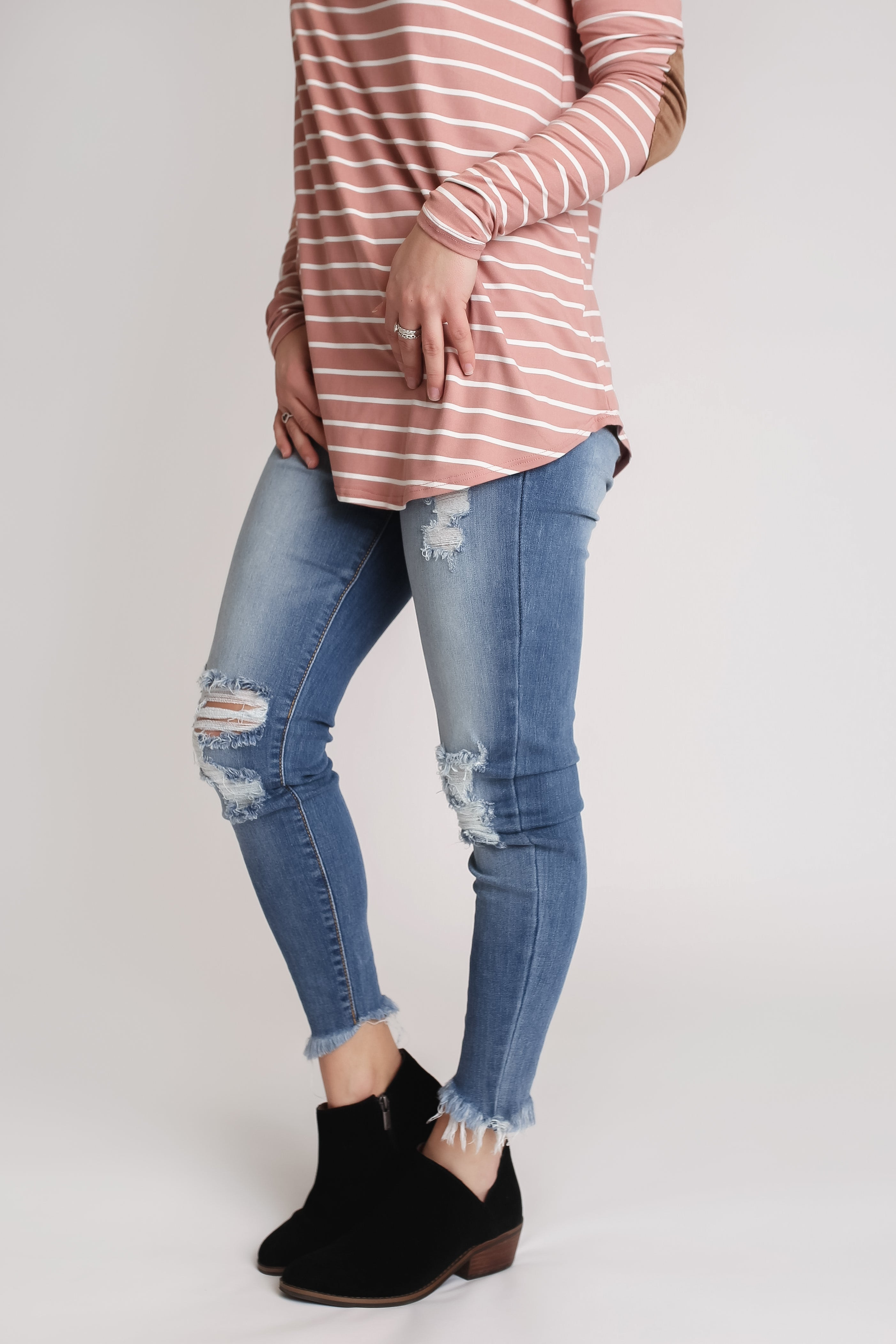 Hudson Light Wash Jeans