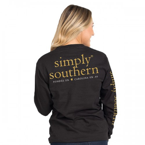 Simply Southern Basic Logo Tee