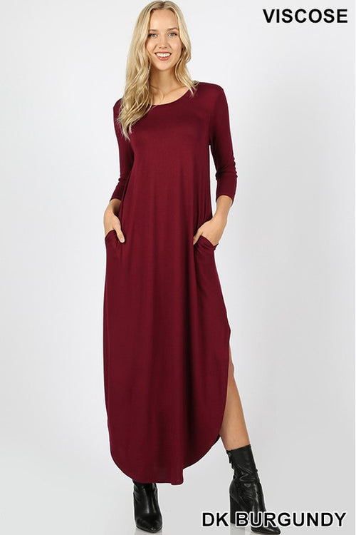Picture Perfect Maxi Dress