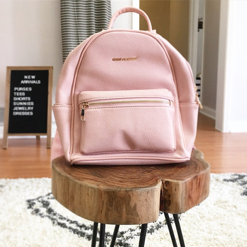 Backpack Purse