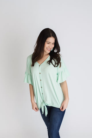 Simply Southern Salty Air Tee