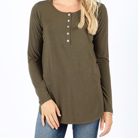 Mint Julep Top