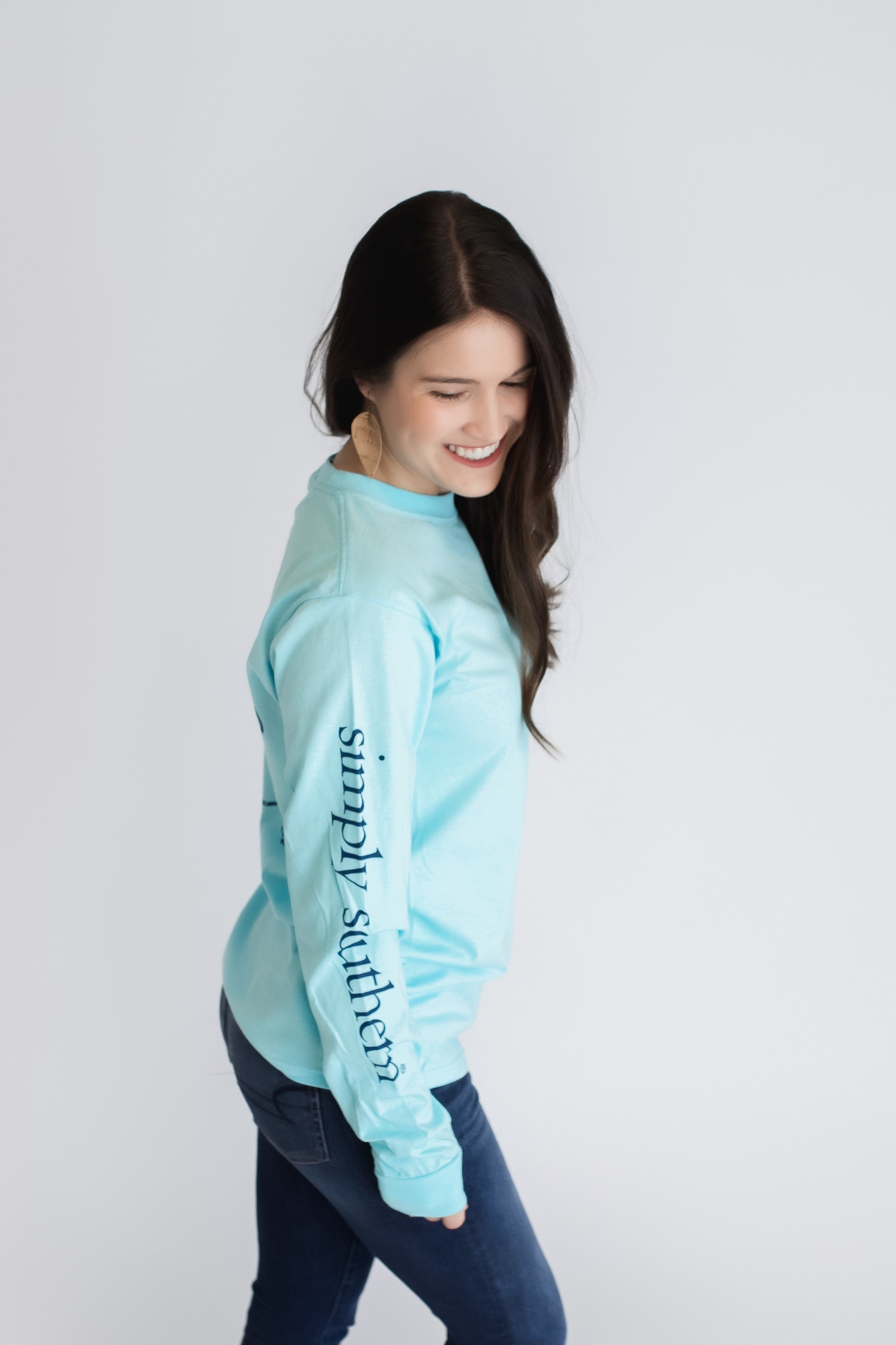 Simply Southern Vintage Long Sleeve Tee