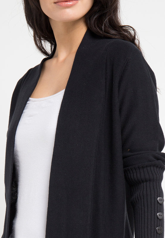 Looky Cardigan Black